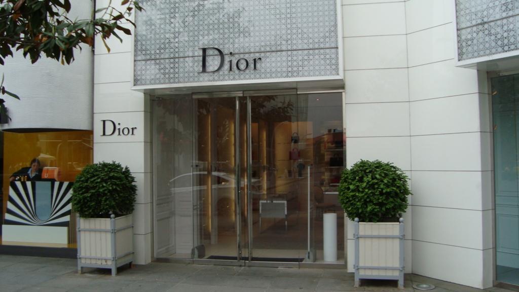 Бутик «Dior»